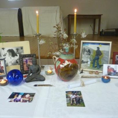 Momentos Memorial Table