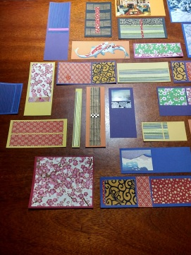 Akka's Christmas cards ready to be gifted