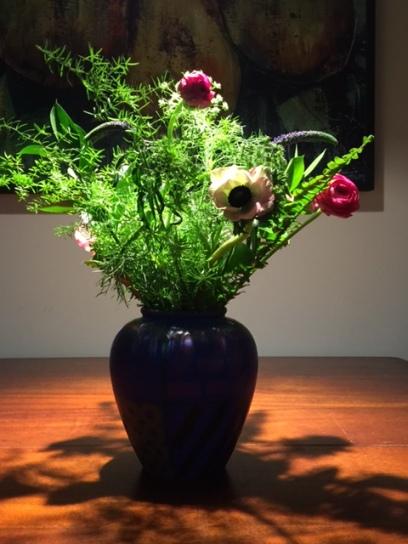 Magdalena's exquisite bouquet